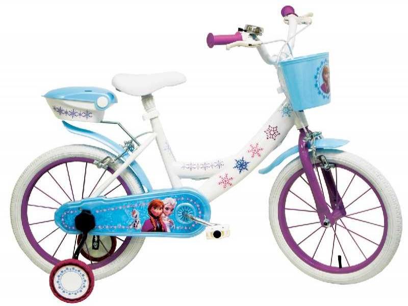 """Michele Sogari - Bici frozen ruota 12"""""""