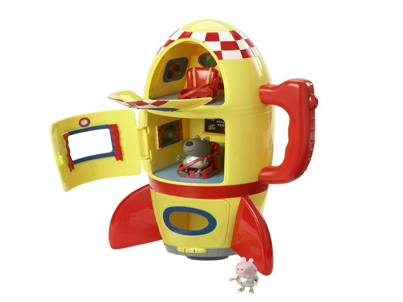 Michele sogari peppa pig missile spaziale 05392 for Missile peppa pig